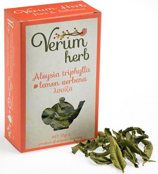 "Zitronenverbene ""Louiza"" 15g Pack - Verum Herbs"