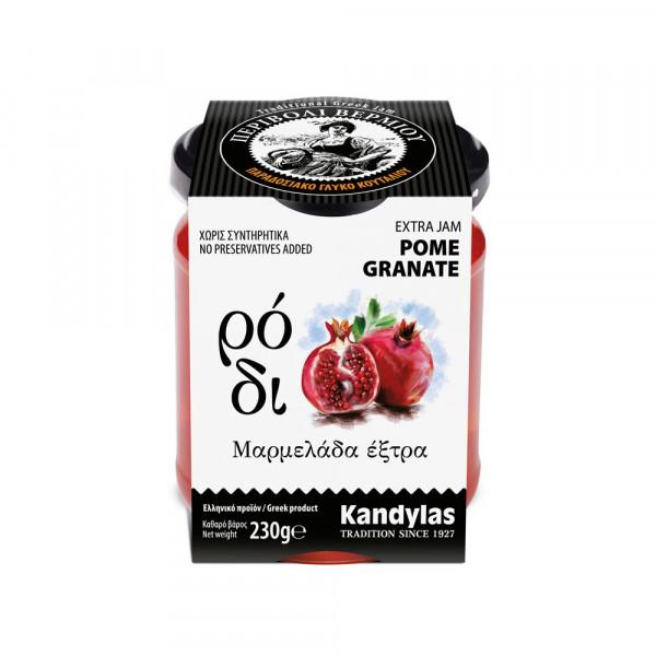 Marmelade Granatapfel 230g Kandylas