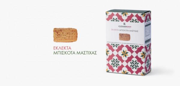Gebäck mit Masticha 200g Dear Crete