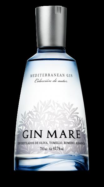 GIN MARE 700ml - 42,7% Vol.