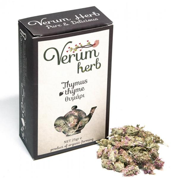 """Thymian """"Thymari"""" 25g Pack - Verum Herbs"""
