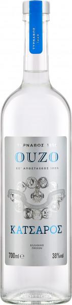 Ouzo Family 700ml - 38% Vol. Nikolaos Katsaros