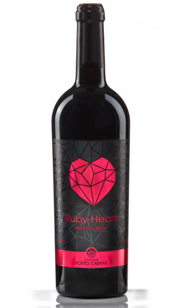 Ruby Heart Rot trocken 750ml Domain Porto Carras