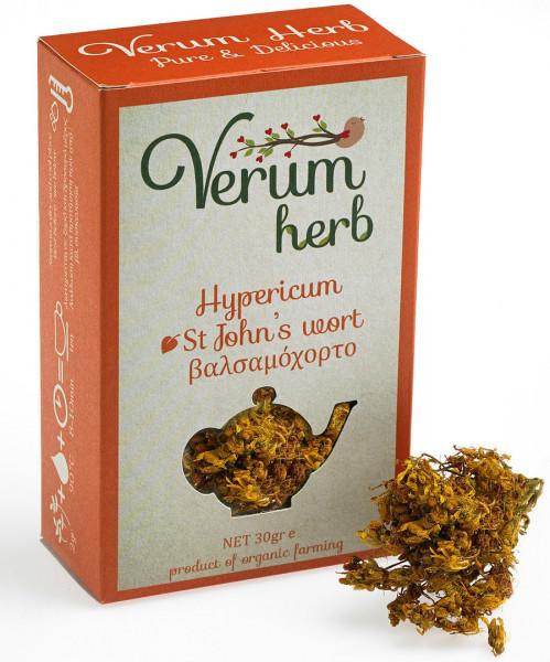 "Johanniskraut ""St. John's Wort"" 30g - Verum Herbs"