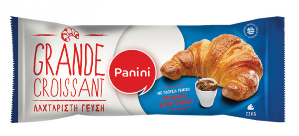 Croissant Grande Haselnußpraline 220g Panini