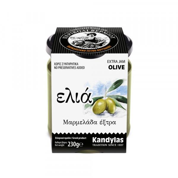 Marmelade Oliven 230g Kandylas