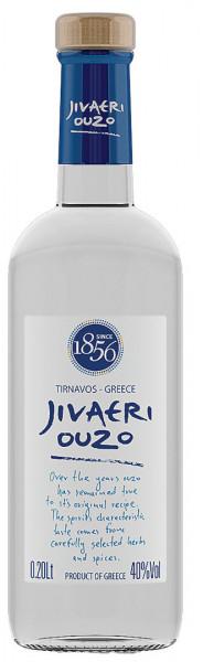 Ouzo Jivaeri 200ml - 40% Vol. Nikolaos Katsaros