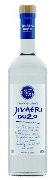 Ouzo Jivaeri 700ml - 40% Vol. Nikolaos Katsaros