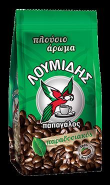 Loumidis Röstkaffee 490g