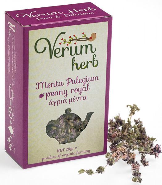 """Wilde Minze """"Agria Menta"""" 20g Pack - Verum Herbs"""