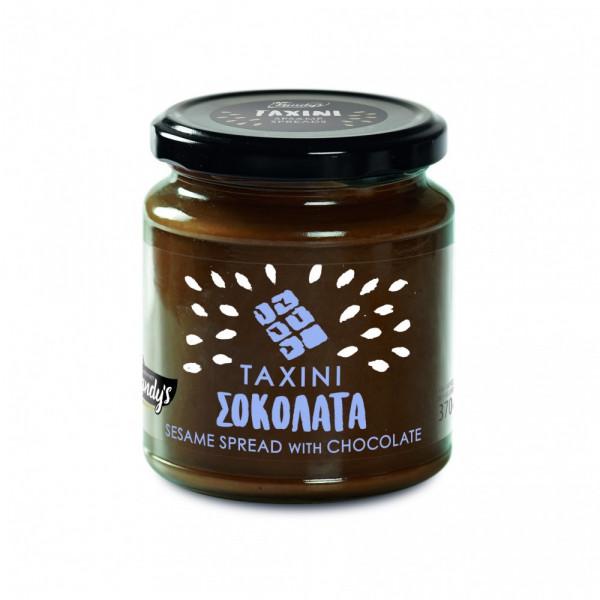 Tahini mit Schokolade 300g Kandylas