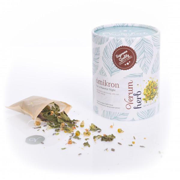 TEE - Omikron Herbal Blend 30g Dose Verum Herbs