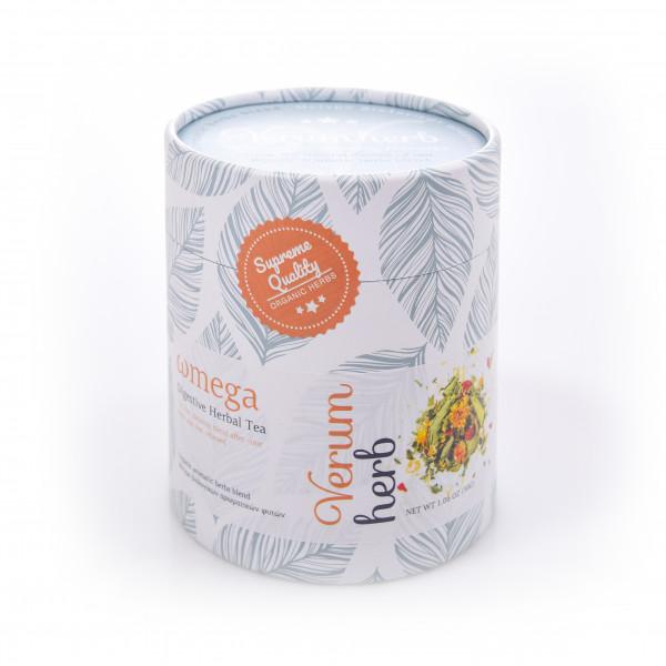 TEE - Omega Herbal Blend 30g Dose Verum Herbs