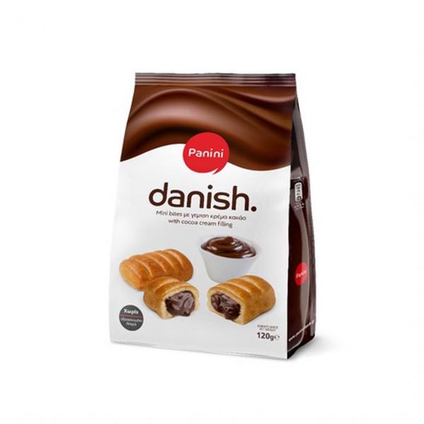 Danish Mini Bites Schoko 120g Panini